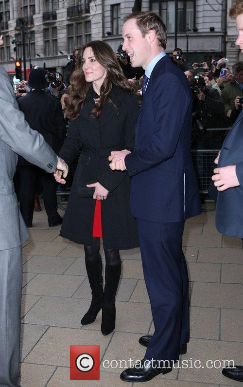 Prince William, Kate Middleton and Prince Harry 5