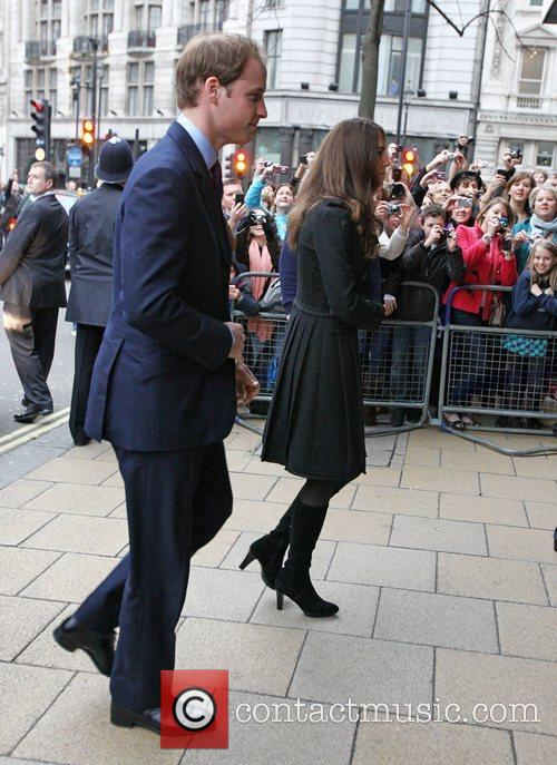 Prince William, Kate Middleton and Prince Harry 7