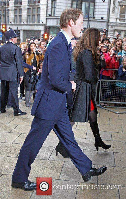 Prince William, Kate Middleton and Prince Harry 8