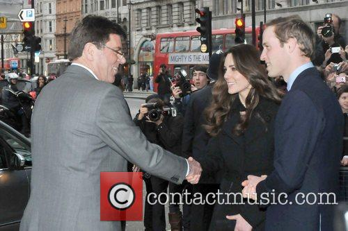 Prince William, Kate Middleton and Prince Harry 1