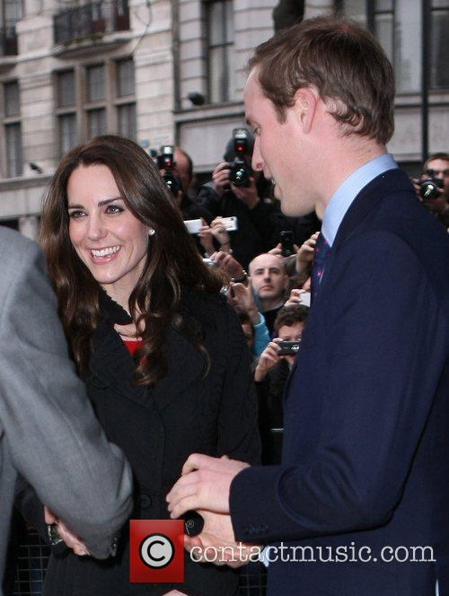 Prince William, Kate Middleton and Prince Harry 10