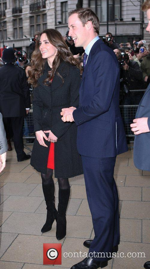 Prince William, Kate Middleton and Prince Harry 12