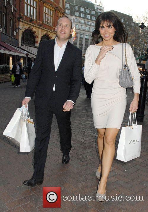 Guest and Christine Bleakley The Prince's Trust Celebrate...