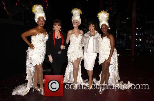 Jacqueline B. Arnold, Jackie Collins, Ashley Spencer, Joan...