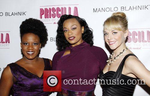 Anastacia McCleskey, Jacqueline B. Arnold and Ashley Spencer...