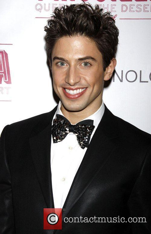 Nick Adams Opening night after party for the...