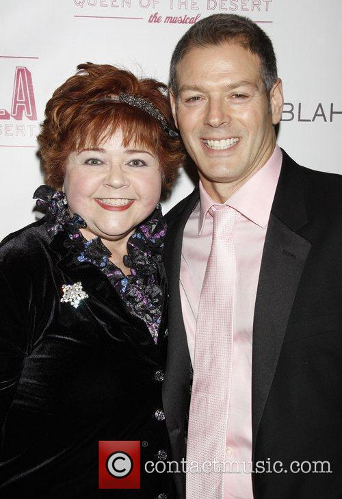 Patrika Darbo and Kevin Spirtas Opening night after...