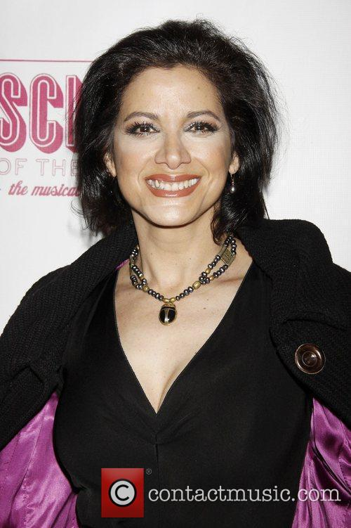 Saundra Santiago Opening night after party for the...