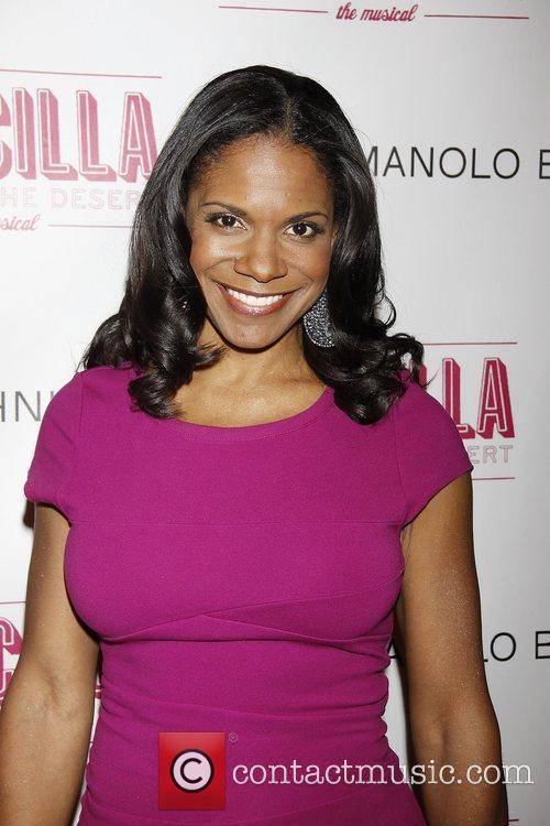 Audra McDonald  Opening night of the Broadway...