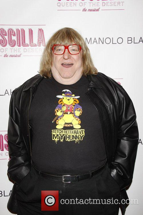 Bruce Vilanch  Opening night of the Broadway...