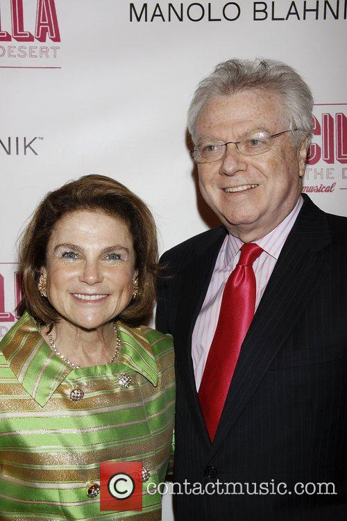 Tovah Feldshuh and Andrew Levy  Opening night...