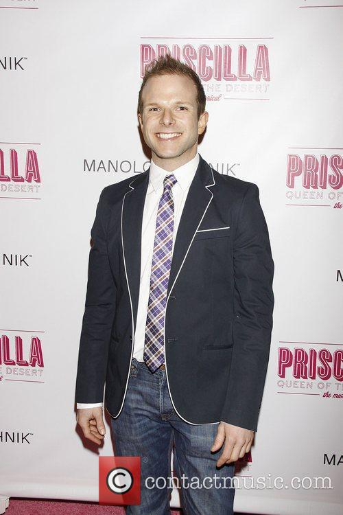 Zac Young  Opening night of the Broadway...