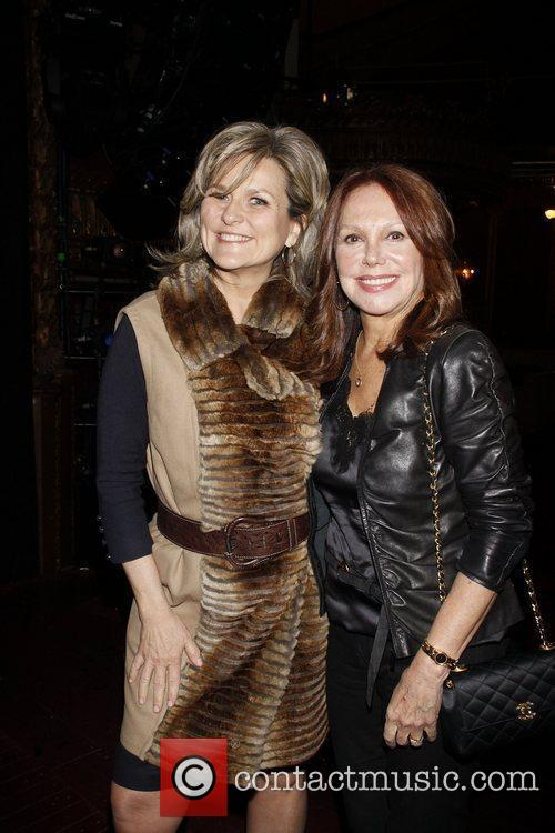 Cynthia McFadden and Marlo Thomas Real Divas meet...