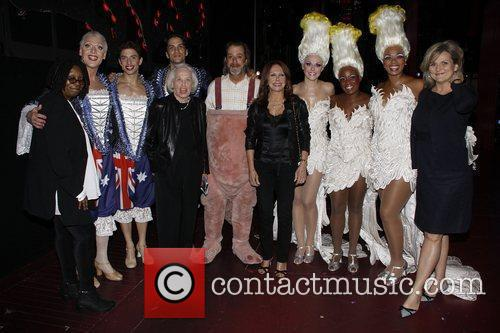 Whoopi Goldberg, Anastacia, Cynthia Mcfadden, David Johnson, Liz Smith, Marlo Thomas and Nick Adams 2