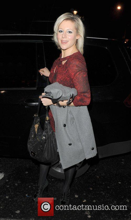 Abi Titmuss 'Priscilla Parties -Launch' held at the...