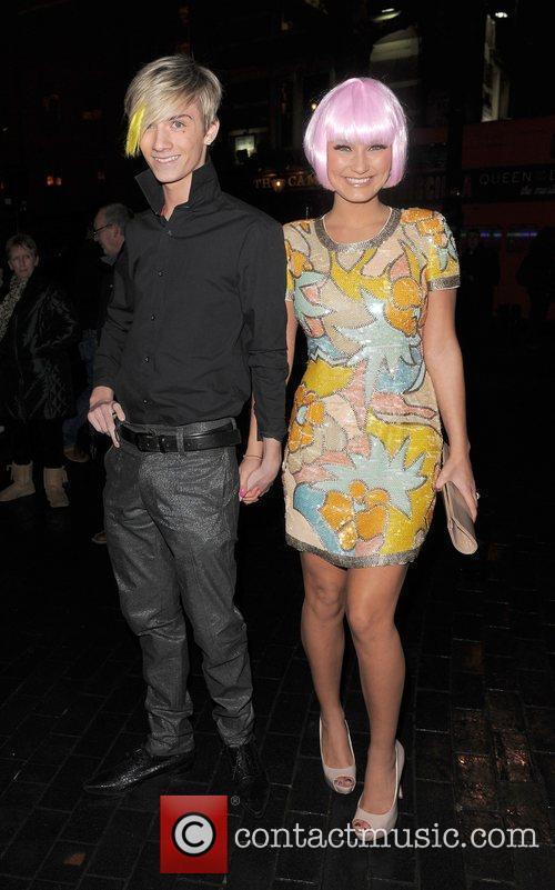 Harry Derbidge and Samantha Faiers 'Priscilla Parties -Launch'...