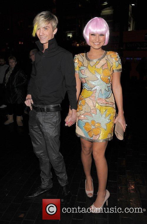 Harry Derbidge and Samantha Faiers, Palace Theatre