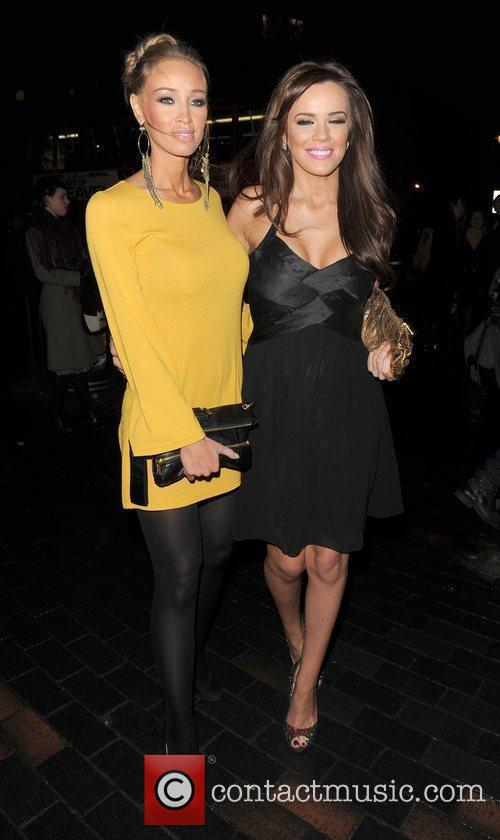 Lauren Pope and Maria Fowler 'Priscilla Parties -Launch'...