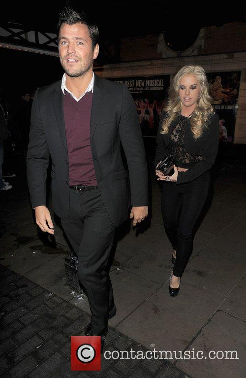 Kayla Collins and Mark Wright 3