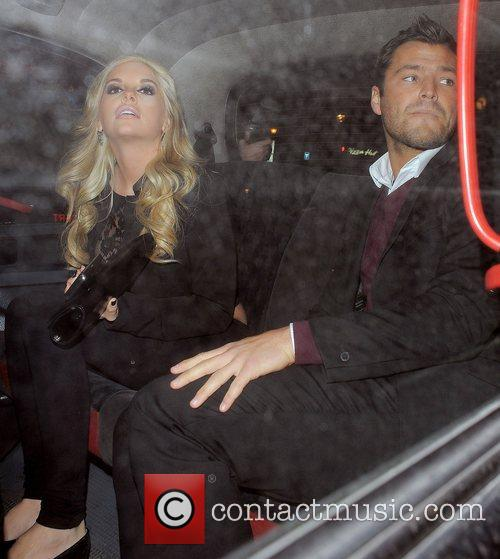 Kayla Collins and Mark Wright 7
