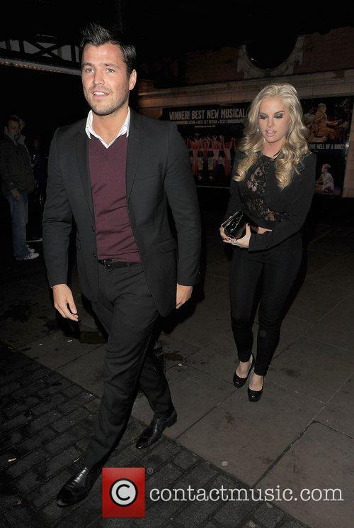 Kayla Collins and Mark Wright 2