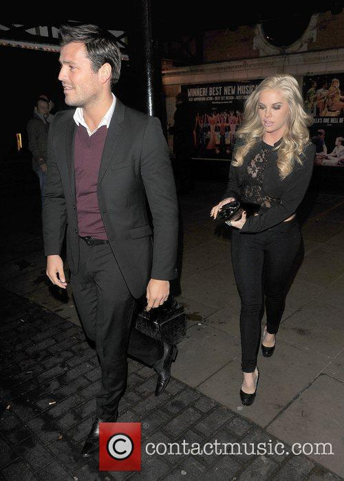Kayla Collins and Mark Wright 6