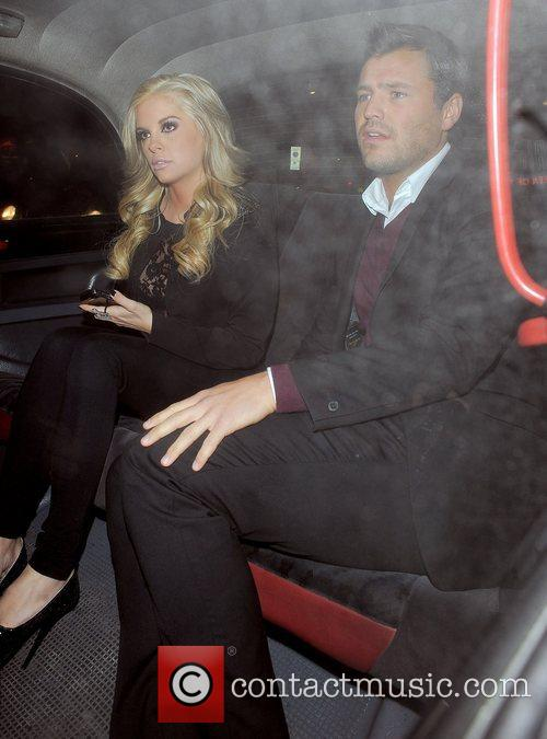 Kayla Collins and Mark Wright 9