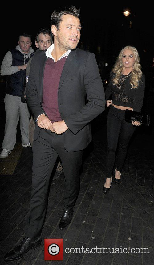 Kayla Collins and Mark Wright 10