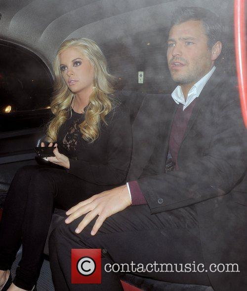 Kayla Collins and Mark Wright 15