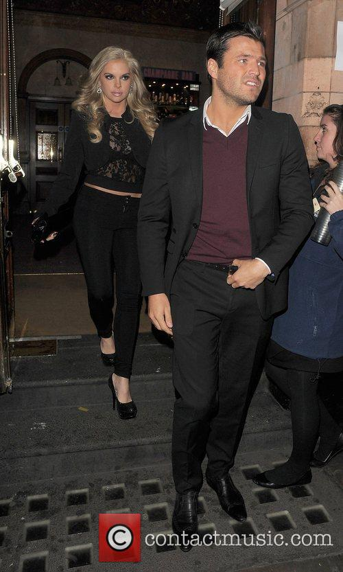 Kayla Collins and Mark Wright 16