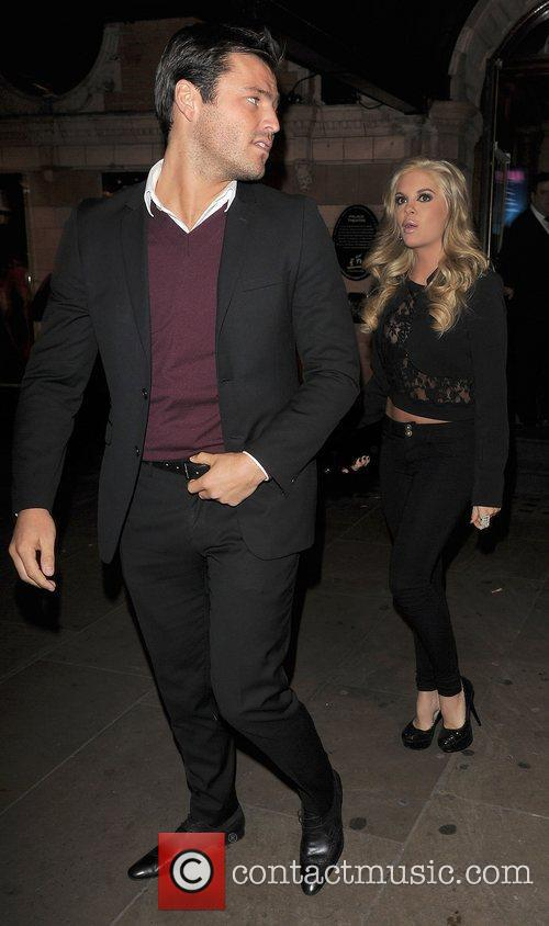 Kayla Collins and Mark Wright 12