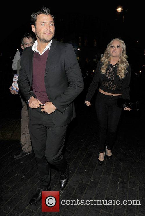 Kayla Collins and Mark Wright 4