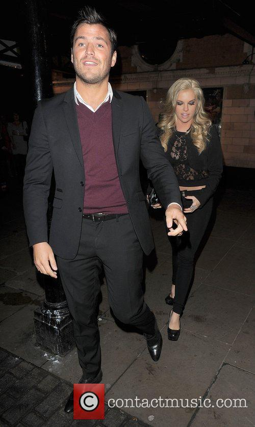 Kayla Collins and Mark Wright 11