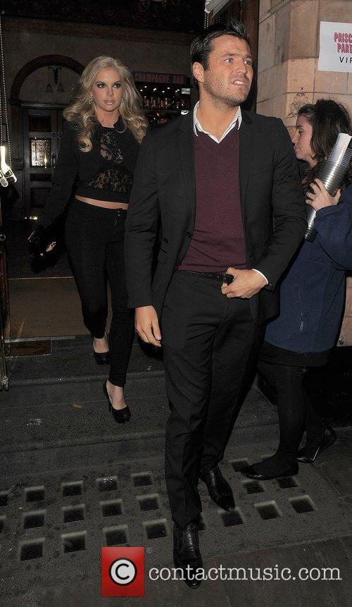 Kayla Collins and Mark Wright 8
