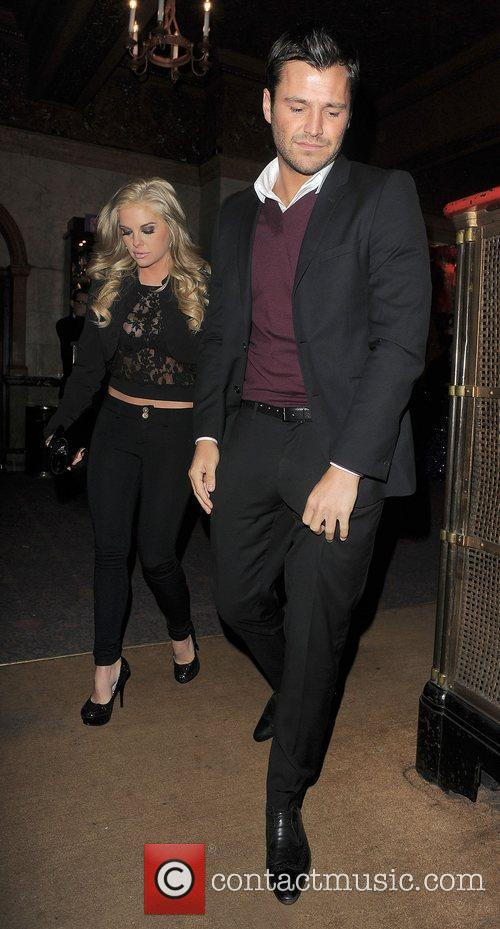 Kayla Collins and Mark Wright 13