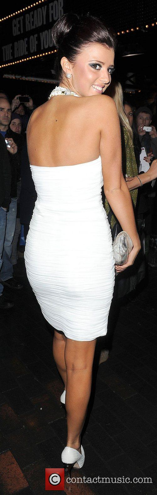Lucy Meck 'Priscilla Parties -Launch' held at the...
