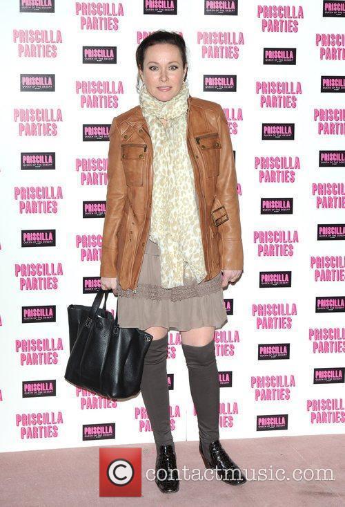 Amanda Mealing Priscilla Parties - launch held at...