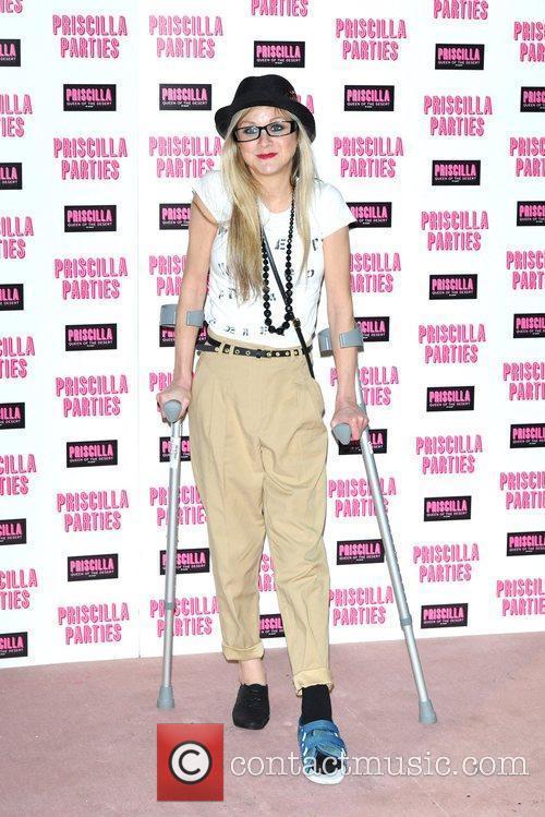 Nikki Grahame Priscilla Parties - launch held at...