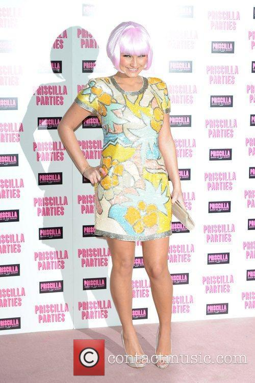 Sam Faiers Priscilla Parties - launch held at...