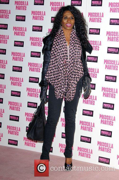 Sinitta Priscilla Parties Launch Party at the Palace...