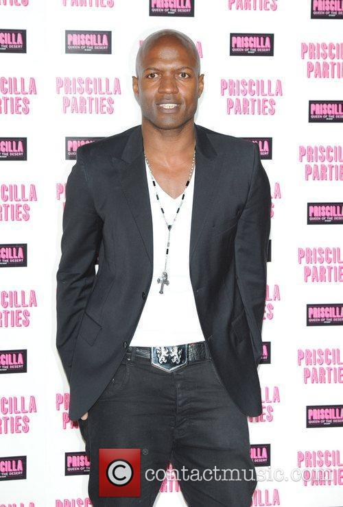 Guest Priscilla Parties - launch held at The...