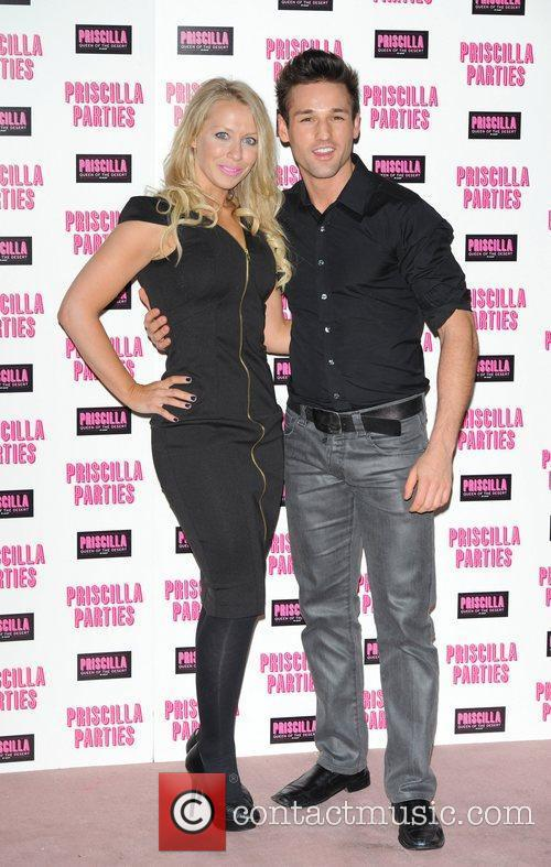 Guests Priscilla Parties - launch held at The...