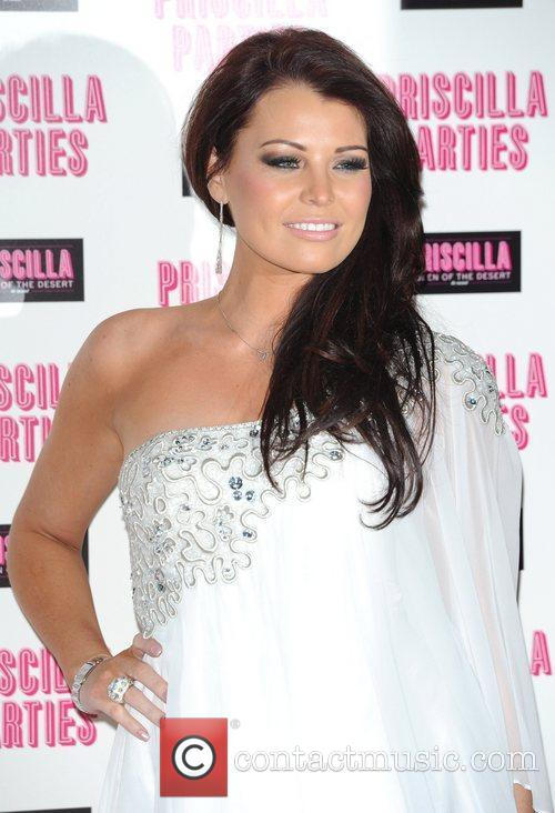 Jessica Wright Priscilla Parties - launch held at...