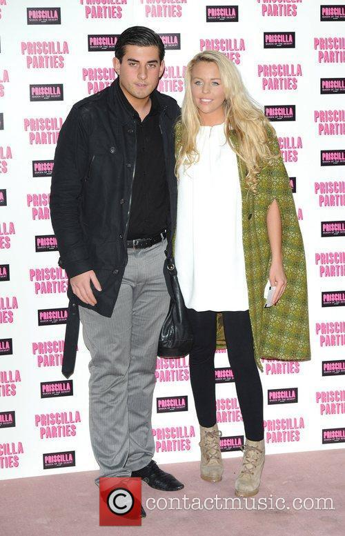 James Argent and Lydia Bright Priscilla Parties -...