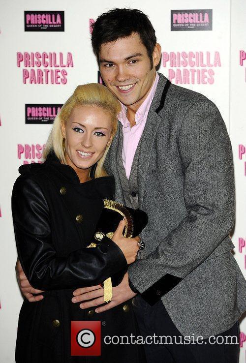 Brianne Delcourt, Sam Attwater  Priscilla Parties -...
