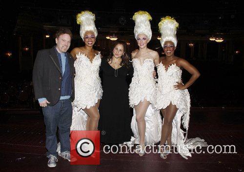 Dan Finnerty, Jacqueline B. Arnold, Kathy Najimy, Ashley...