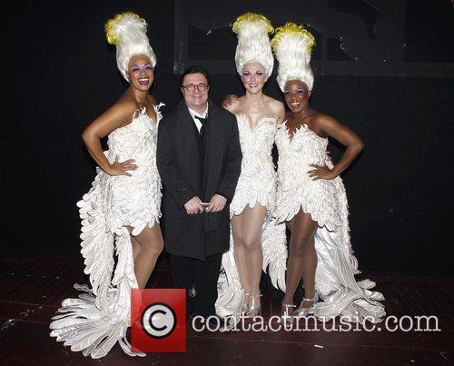 Jacqueline B. Arnold, Nathan Lane, Ashley Spencer and...