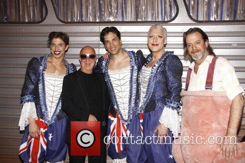 Nick Adams, Paul Shaffer, Will Swenson, Tony Sheldon...