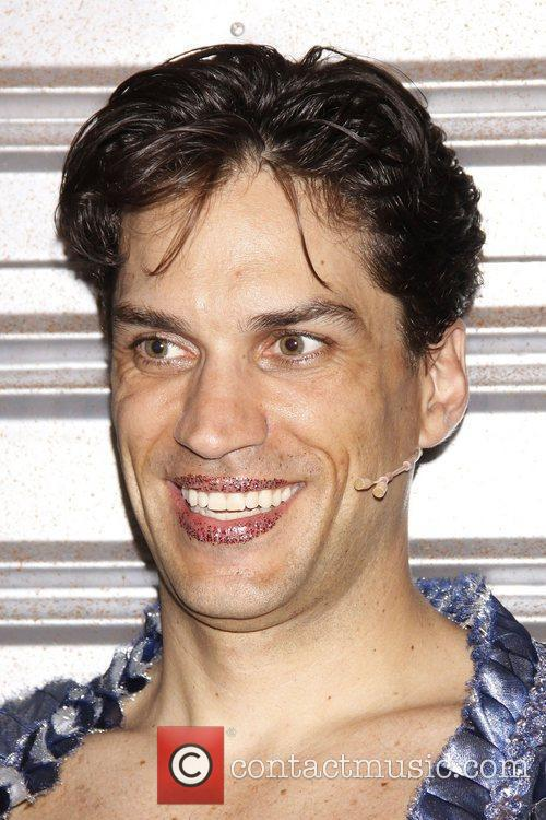 Will Swenson  'It's Raining Men' composer, Paul...