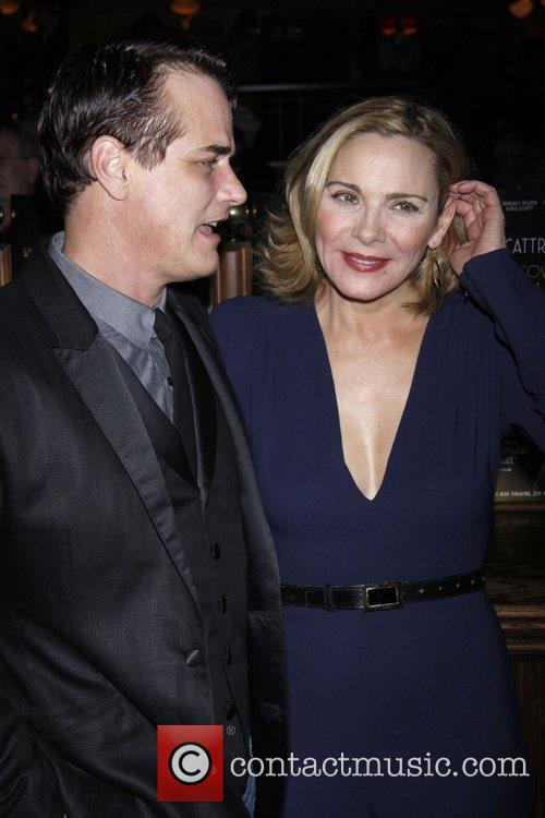 Paul Gross, Kim Cattrall and Times Square 2
